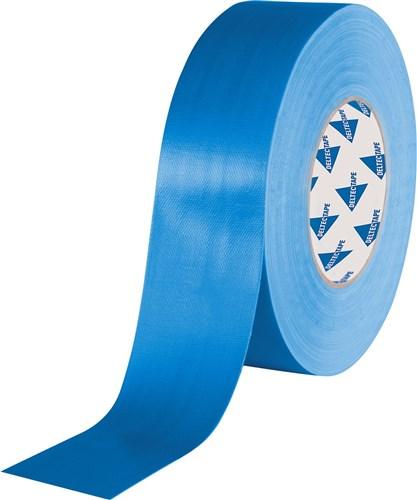 Deltec Gaffertape Pro Blauw 50mm x 50m
