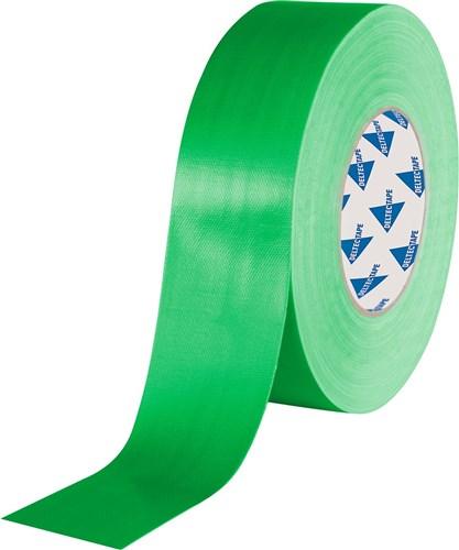 Deltec Gaffertape Pro Groen 19mm x 50m