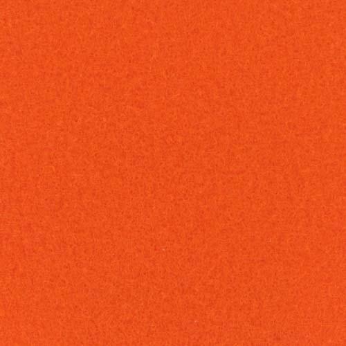 Rol scheurdoek oranje (Deko molton) 50×2.6 mtr