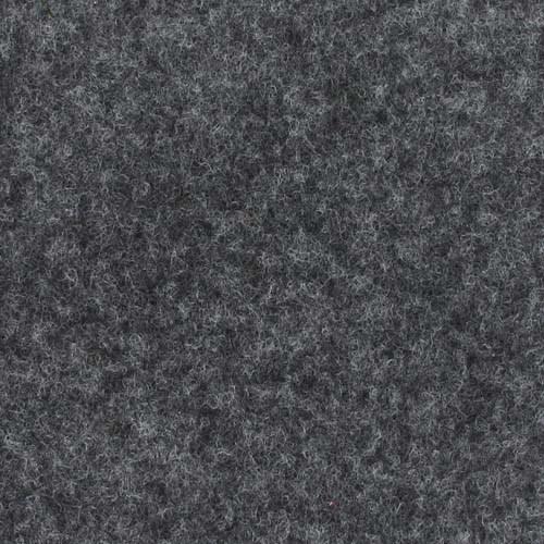 Rol tapijt met folie antraciet 40m x 2m
