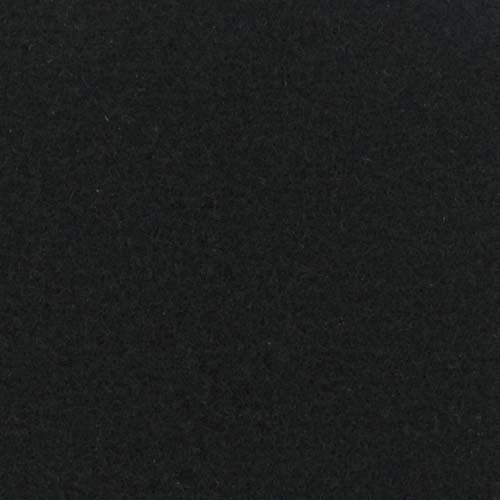 Rol tapijt met folie zwart 40m x 1m