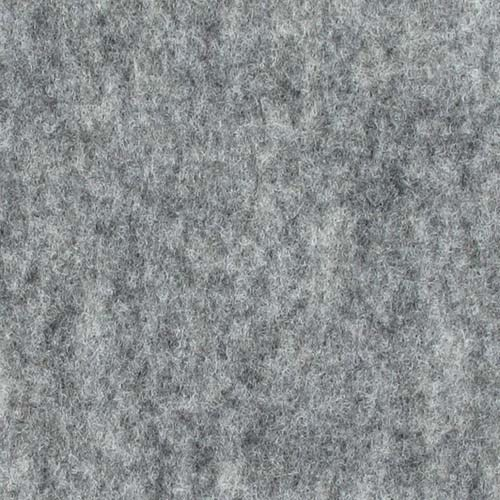Rol tapijt met folie licht grijs 40m x 2m
