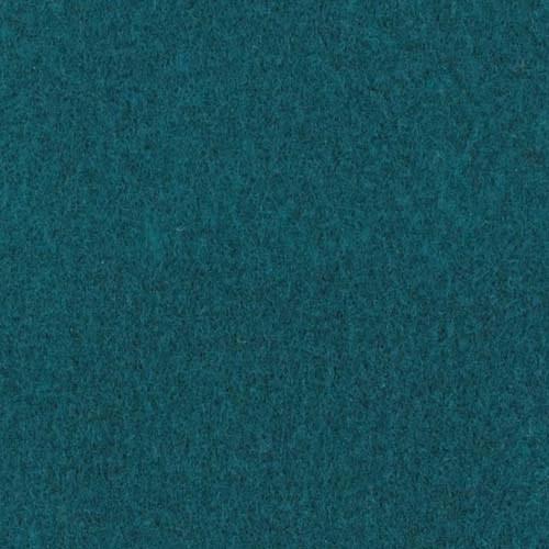 Rol tapijt met folie koraal blauw 40m x 2m