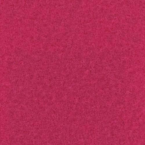 Rol tapijt met folie framboos roze 40m x 2m