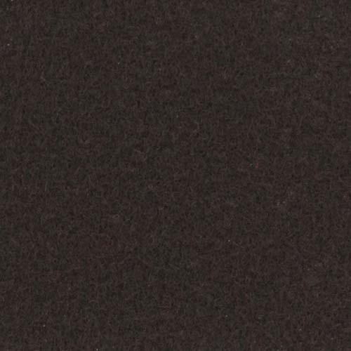 Rol tapijt met folie chocolade bruin 40m x 2m