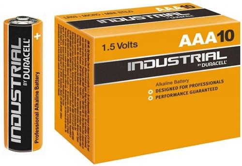Duracell Industrial Batterij 1.5V LR03/AAA – doos 10