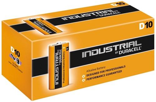 Duracell Industrial D Batterij 1.5V PC1300 LR20 – doos 10