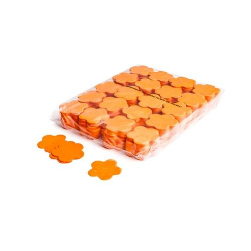 Slowfall confetti flowers Ø 55mm – Oranje – 1KG