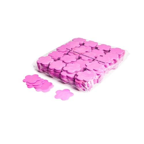 Slowfall confetti flowers Ø 55mm – Roze – 1KG