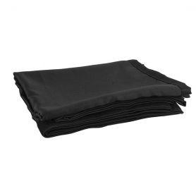 Wentex P&D MGS curtain 280×120 Black unpleated