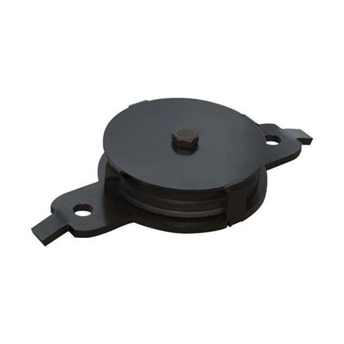 Wentex Eurotrack – Return pulley 85mm Time Wheel – Black