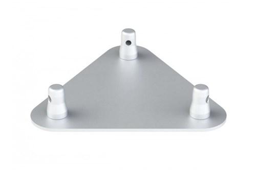 M29T Base plate 329x297x6 Triangle
