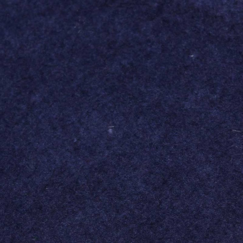 Theaterdoek afgewerkt max 8m2 Royaal blauw